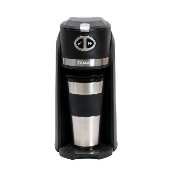 THANKO 磨豆沖粉雙用式咖啡機