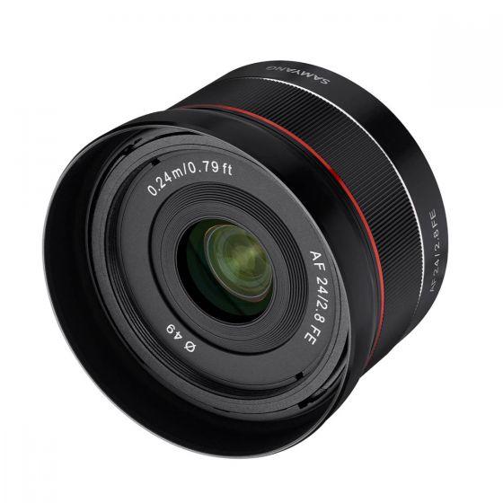 Samyang 森養 - AF 24mm F2.8 FE 自動對焦鏡頭 (Sony E 接口)