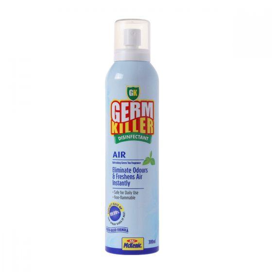 GK淨可立 - 抗流感專用空氣淨化消毒殺菌清新噴霧 (300ml) 8885000350902