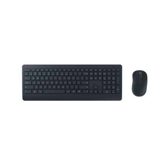 Microsoft  無線滑鼠鍵盤組 900 英文版 (PT3_00027_E)