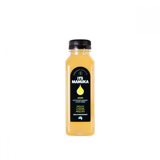 IT'S MANUKA - 天然麥盧卡蜜糖飲品(檸檬) 9352365000005