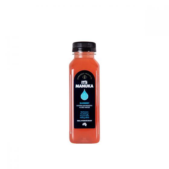 IT'S MANUKA - 天然麥盧卡蜜糖飲品(藍莓) 9352365000043