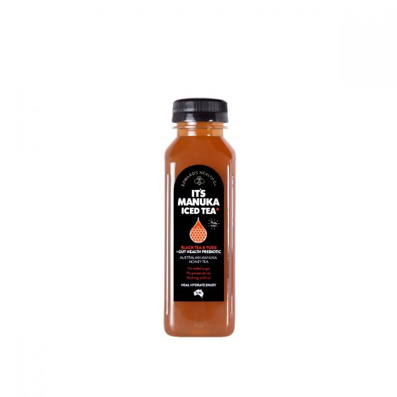 IT'S MANUKA - 天然麥盧卡蜜糖飲品(柚子紅茶) 9352365000210