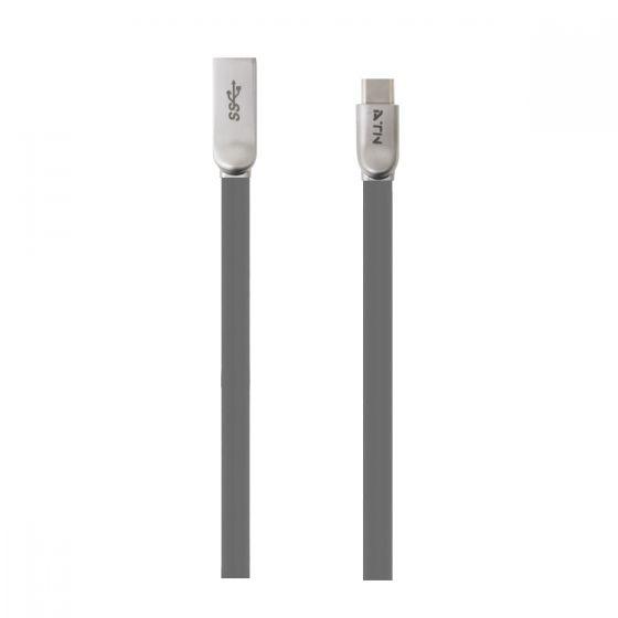 ATN A12 TYPE-C 鋅合金 USB3.0 數據線