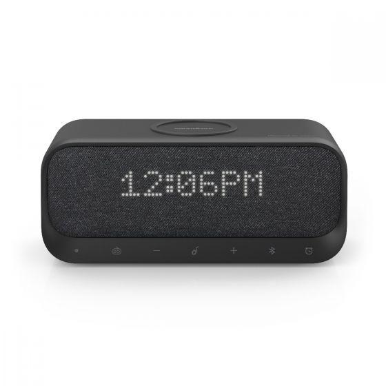 Anker SoundCore WAKEY 多功能 無線充電 藍牙喇叭 - 黑色 / 白色 (A33002_WAKEY2)