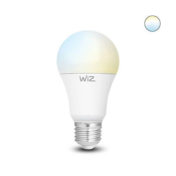 Wiz White LED A60 E27 White color Wi-Fi connected smart light bulb (WZ20026071)
