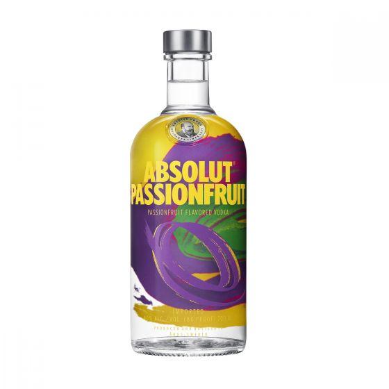 Absolut - 絕對伏特加熱情果味 700ml x 1 支 ABSOLUT-PF