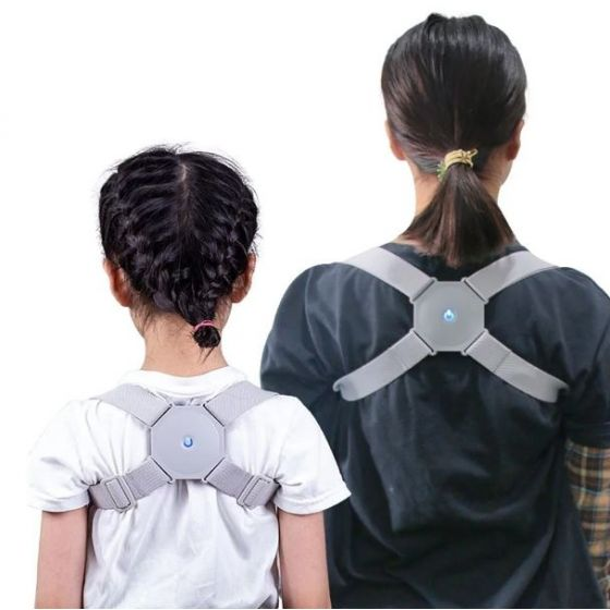 Accion SuperBack -智能駝背/寒背矯正器 (兒童/成人通用 )