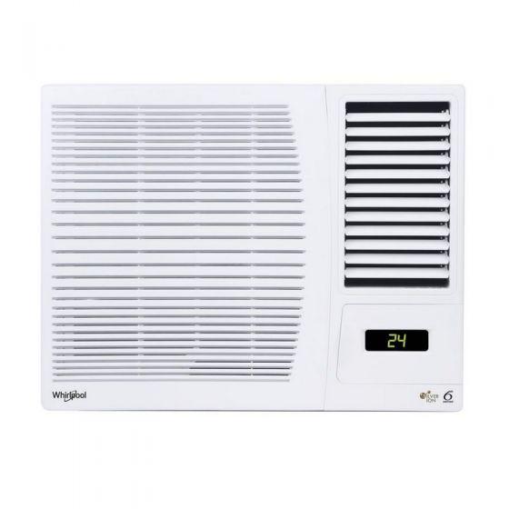 惠而浦 AWA09210R 1 匹 窗口式冷氣機 「第6感」/ 9008製冷量/小時 / 遙控器
