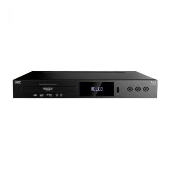 GIEC - BDP-G5500 (增強版) 真4K UHD Blu-Ray 藍光機 BDP-G5500