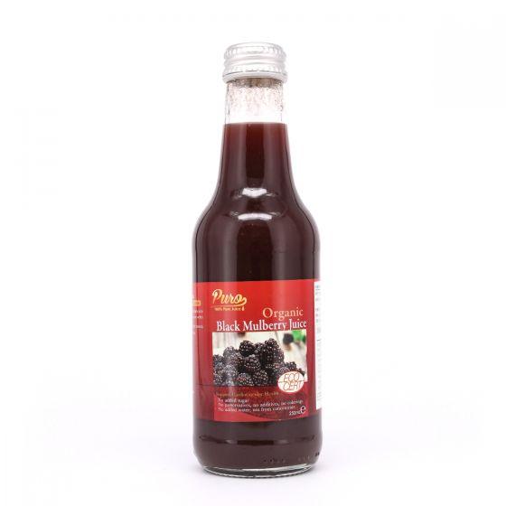 Puro - 100% 有機純黑桑莓汁 BL1450