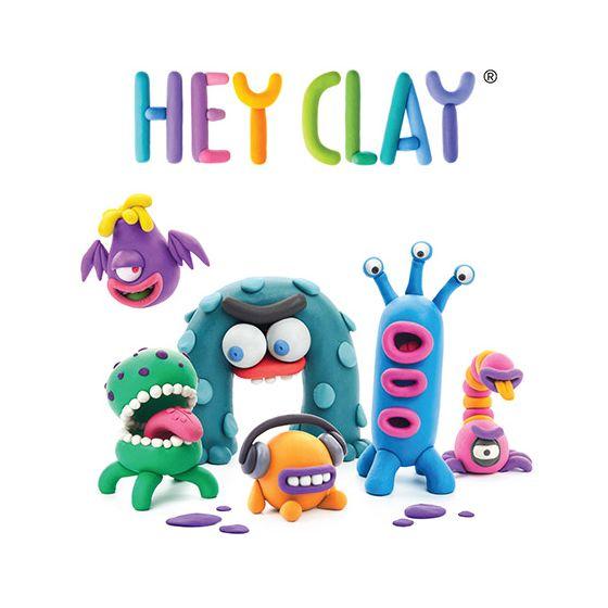 HEY CLAY 粘土創造 CREATE & PLAY  APPS -外星生物款
