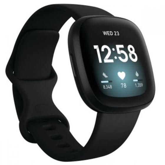 Fitbit Versa 3 健康智能手錶 + GPS