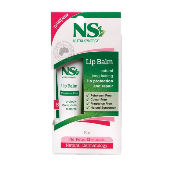 NS-3有機潤唇膏10g C13010215