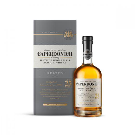 Caperdonich - 25 年單一麥芽蘇格蘭威士忌 70cl x 1 支  CAPERDONICH_P_25