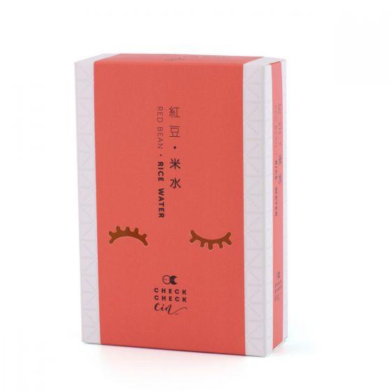 (電子換領券) CheckCheckCin - 紅豆 米水 (沖劑) CCC-powder005