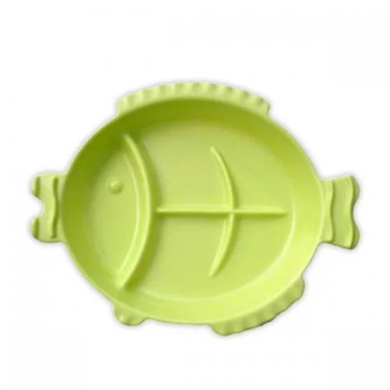 Cornflower - Tootfish Plate - Green CFL-K50G