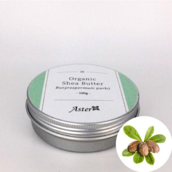 Aster Aroma 有機乳木果油 (Butyrospermum parkii) - 100g CL-020040010O
