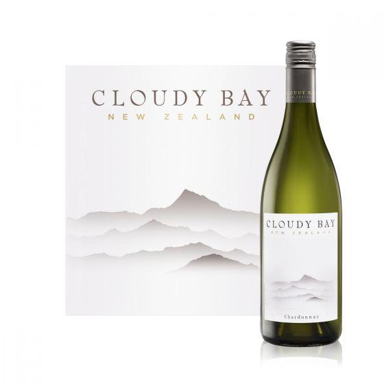 CLOUDYBAY_C Cloudy Bay - 莎當妮白酒 75CL