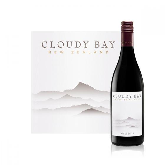 CLOUDYBAY_PN Cloudy Bay - 黑皮諾紅酒 75CL