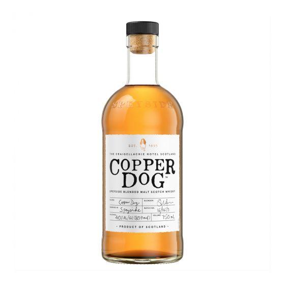 Copper Dog - Blended Malt Scotch 威士忌 70cl COPPERDOG