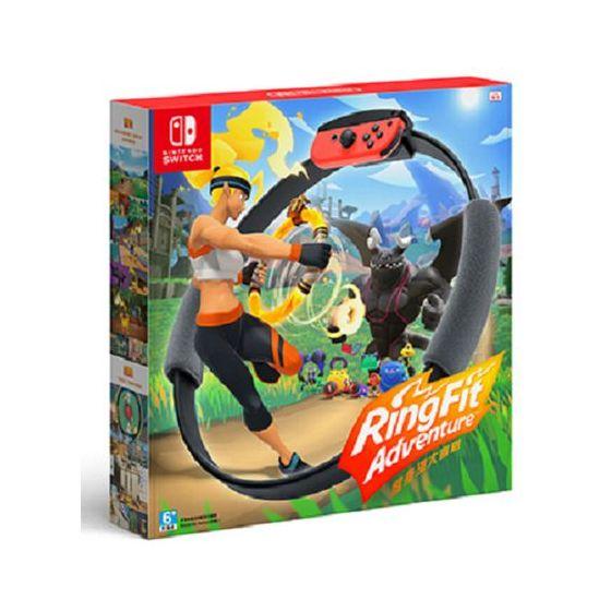 Nintendo Switch『健身環大冒險』遊戲套裝 CR-4122661-O2O