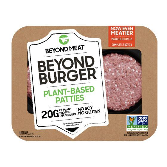 The Beyond Burger 未來漢堡扒 (純素)