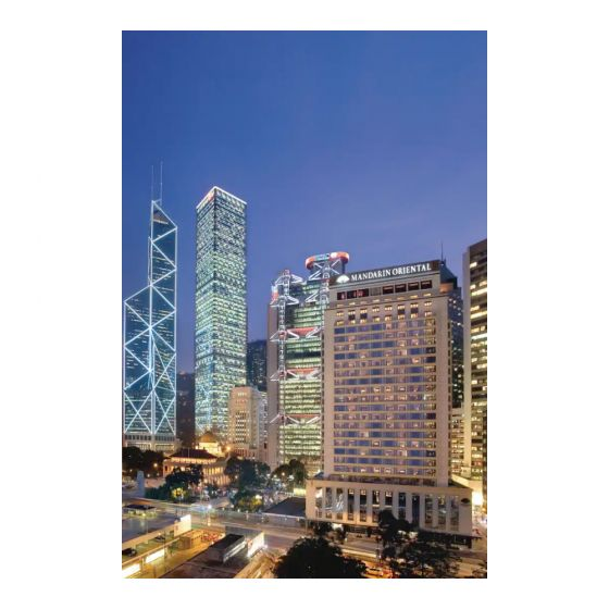 【Staycation】by Mandarin Oriental Hong Kong - City View Room (31-Oct-2021) CR-CTSCMO20210500