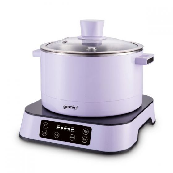 Gemini 低醣飯鍋連升降蒸煮鍋 CR-ggl-GUM15V-WIN