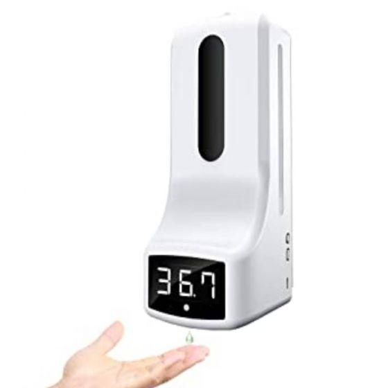 K9 智能感應二合一手溫感測消毒機 CR-LINKK12