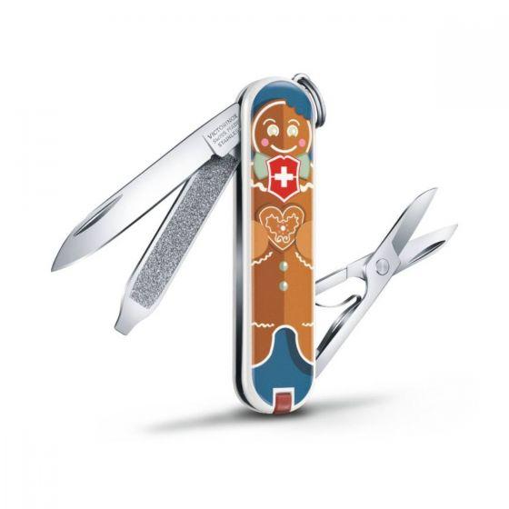 Victorinox Classic 瑞士軍刀(58毫米) (Gingerbread Love) CR-LINKVNXMAS