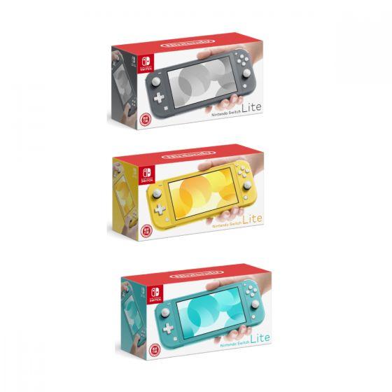 Nintendo Switch Lite (原裝行貨) CR-NSLite-O2O