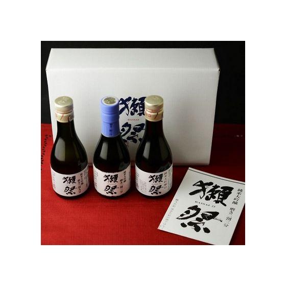 DASSET02 獺祭i - 純米大吟醸180ml 3支優惠套裝