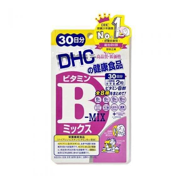 DHC -維他命B群 DHC860