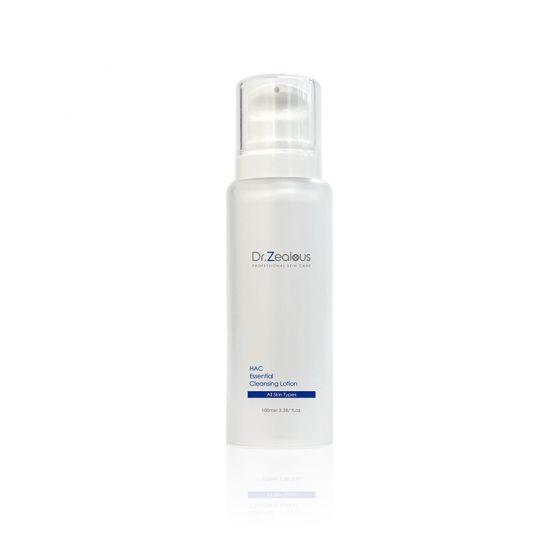 Dr. Zealous - 透明質酸注水精華潔面乳 DZH21