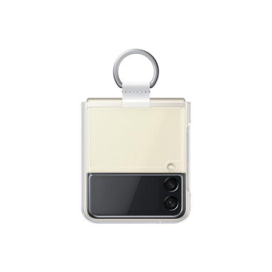 Samsung Galaxy Z Flip3 5G 透明保護殼 (附指環扣)