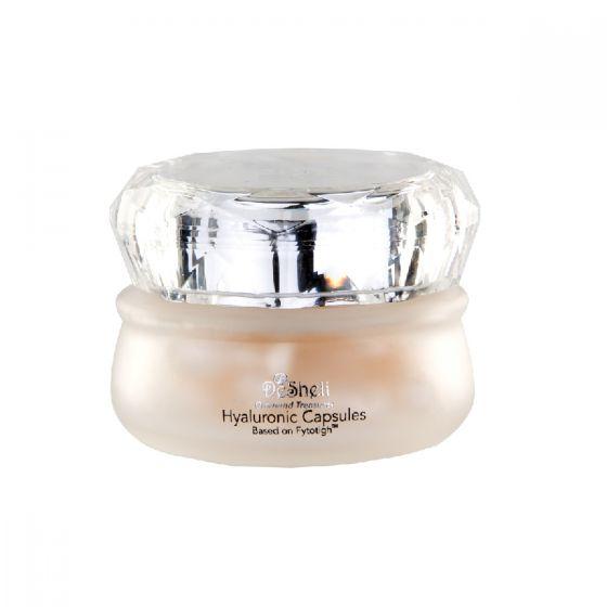 DESHEL - 透明質酸面部肌膚保護膠囊  | 以色列天然護膚品牌 ESPA18
