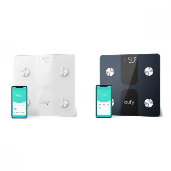 Eufy - C1 12種數據智能體重磅 (黑色/白色) Eufy_C1