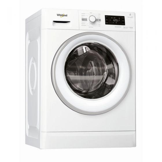 惠而浦 FFCR70120 - Fresh Care 蒸氣抗菌前置滾桶式洗衣機, 7公斤, 1000轉