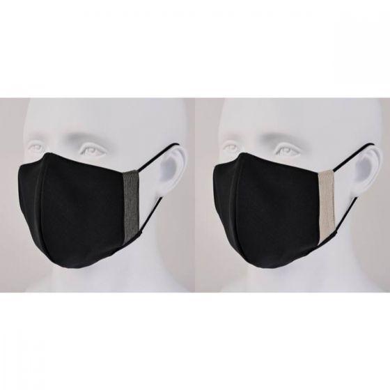 Knitwarm®抗菌銀離子成人口罩