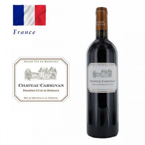 Château Carignan - Château Carignan 2013 (JS 90) 法國波爾多紅酒 FRCN01-13