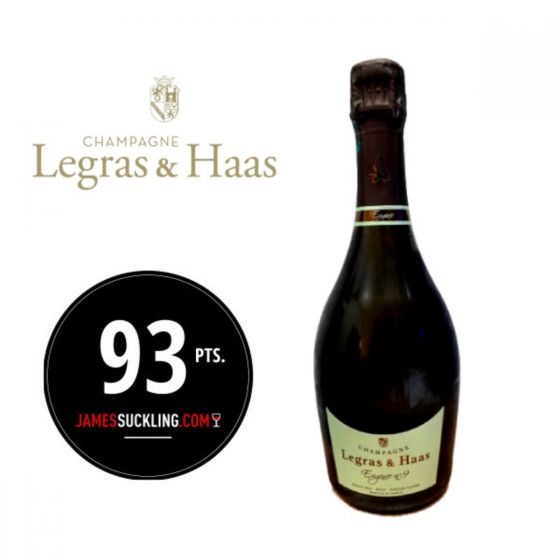 Legras & Haas - Exigence No. 9 Classic Brut NV (JS 93) 法國香檳 FRLH09-NV