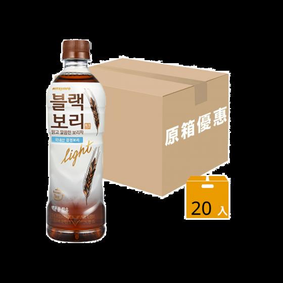 Hitejinro - 韓國原裝進口 海特真露黑大麥茶 (清淡味) (原箱) G00217