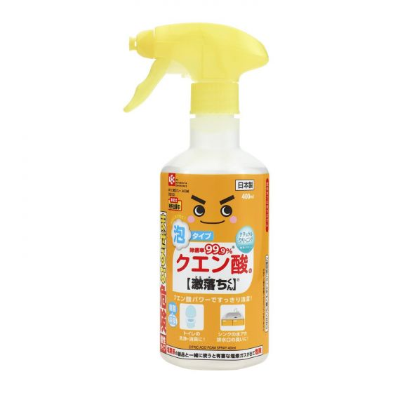 LEC GN 檸檬酸清潔泡沫400毫升GenX-C00133