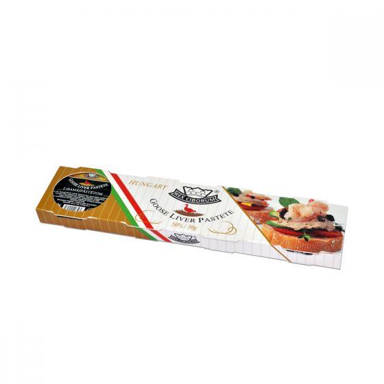 Rex Ciborum - 匈牙利鵝肝醬套裝 - 4個裝 - 50% 鵝肝成份 GL-bar