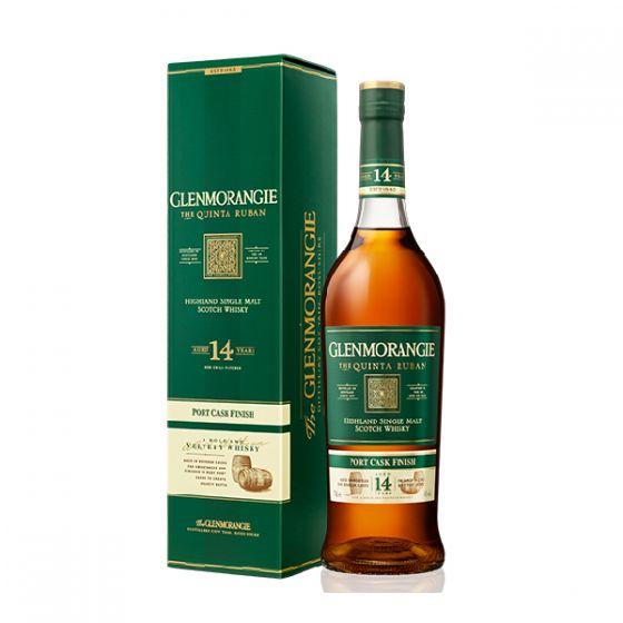 格蘭傑 - The Quinta Ruban 14 Years 單一麥芽威士忌70cl x 1 支 GLEM_Quinra