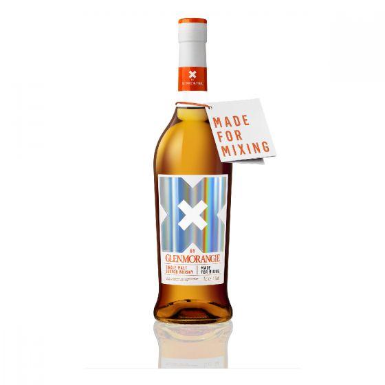 格蘭傑 - X 單一麥芽威士忌 70cl x 1 支 GLEM_X