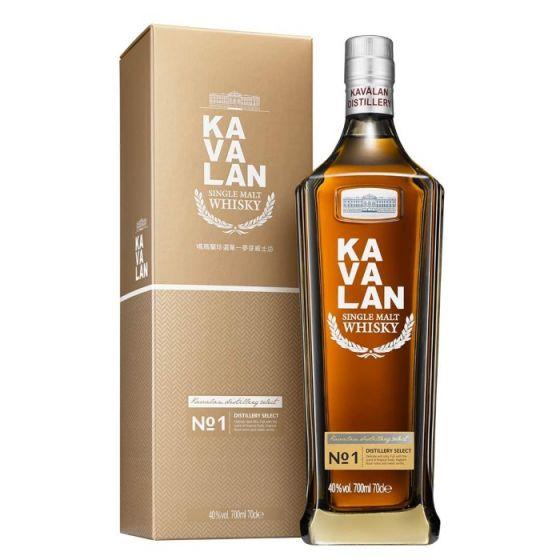 噶瑪蘭珍選單一麥芽威士忌 (No.1) 700ml x 1 支