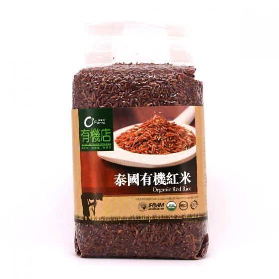 綠盈坊 - 泰國有機紅米 GW0611