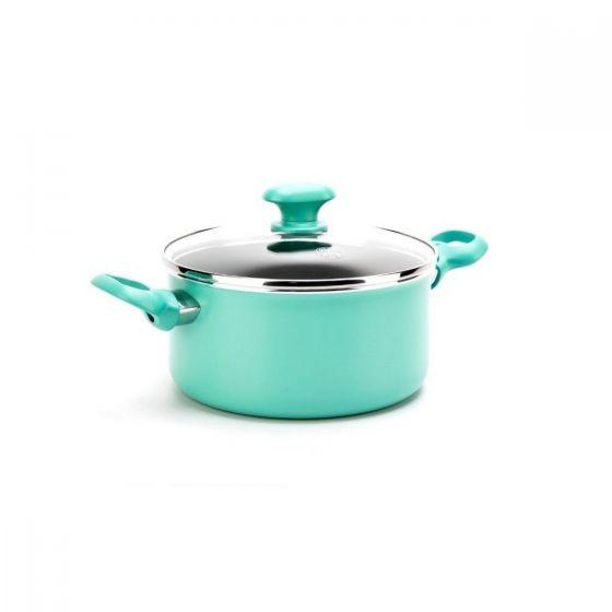 Greenchef™ - 20cm湯鍋(配玻璃蓋) CC002373